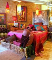 20 Whimsical Bohemian Bedroom Ideas - Rilane