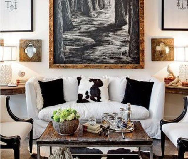 Modern Chic Living Room