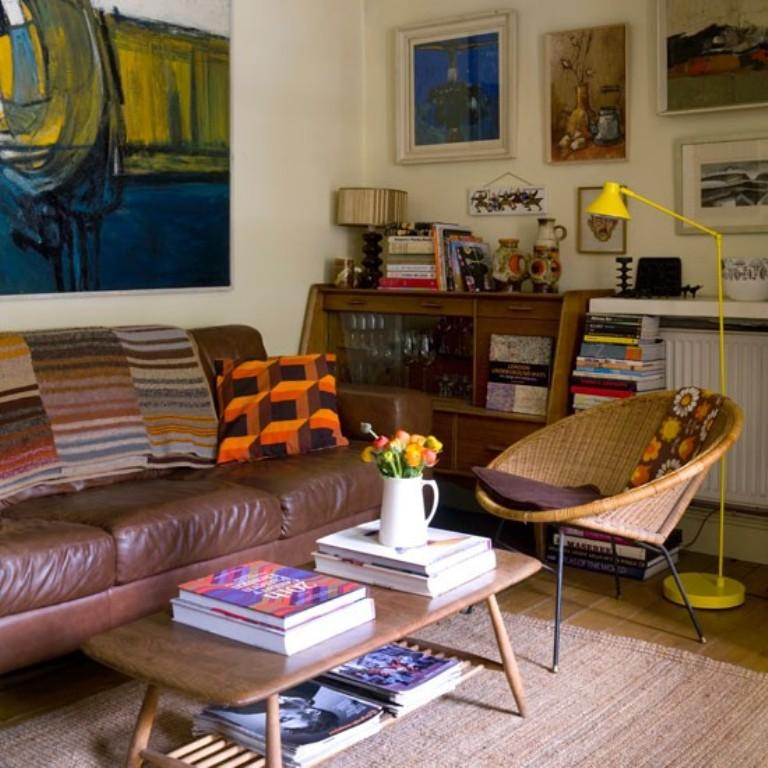 20 Modern Eclectic Living Room Design Ideas Rilane