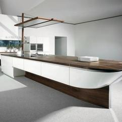 Island Kitchen Ideas Tables Big Lots 15 Extremely Sleek And Contemporary Designs Rilane