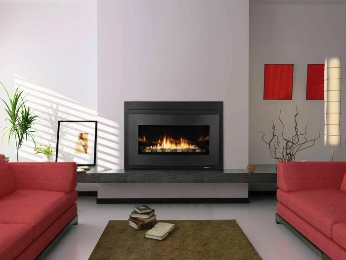 black white and red living room decorating ideas wall decor with mirrors 15 themed rooms rilane in rectangular designs