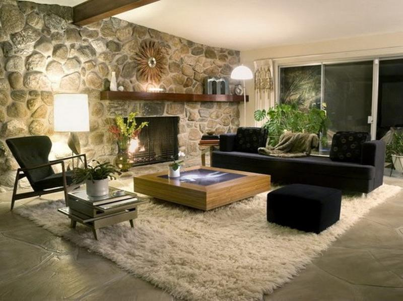wall pictures living room veranda rooms 15 designs with natural stone walls rilane