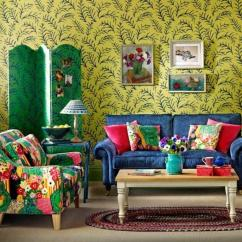 Bohemian Style Living Room Long Ideas With Fireplace 20 Inspiring Designs Rilane Ecstatic
