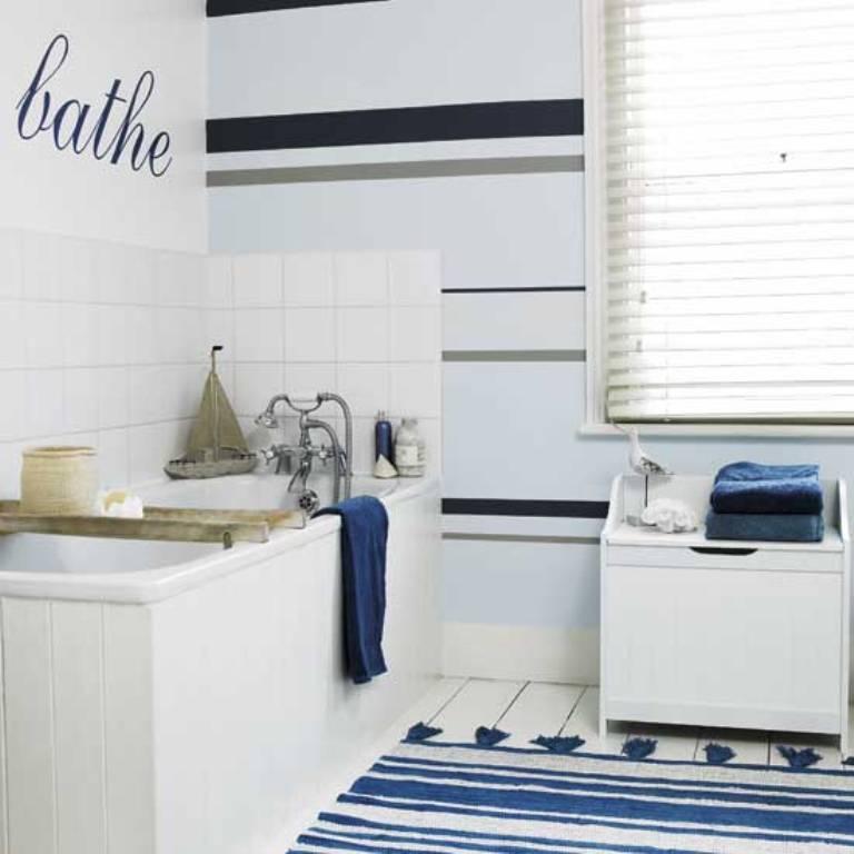 15 Beach Themed Bathroom Design Ideas