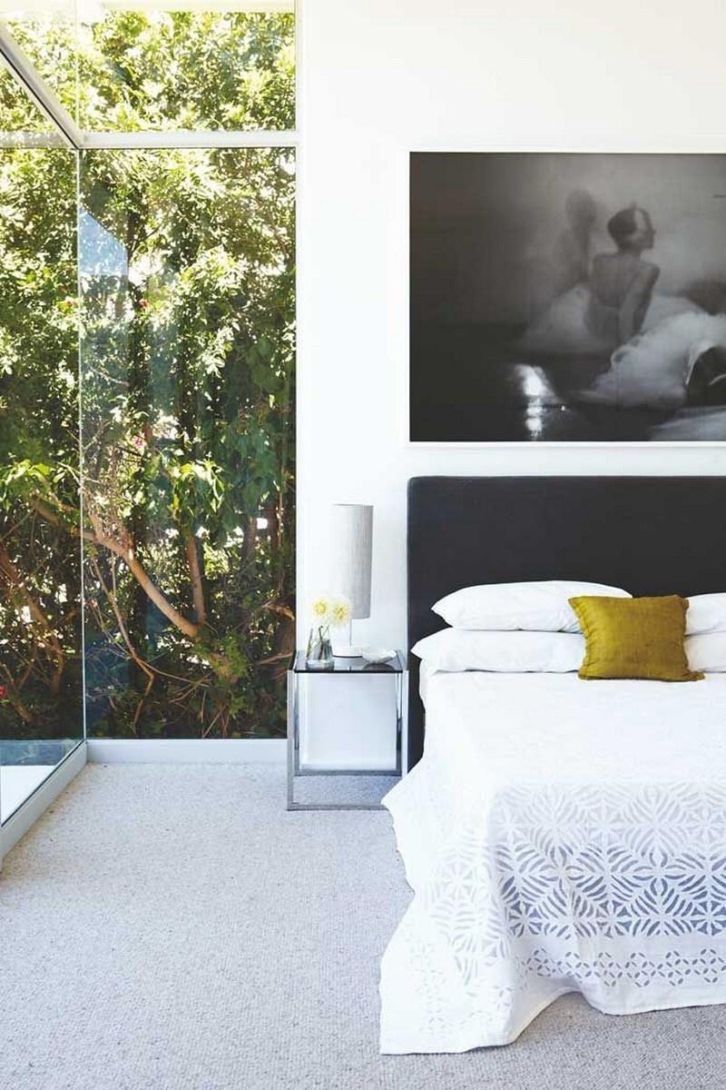 15 Outstanding Bedrooms With Glass Walls  Rilane