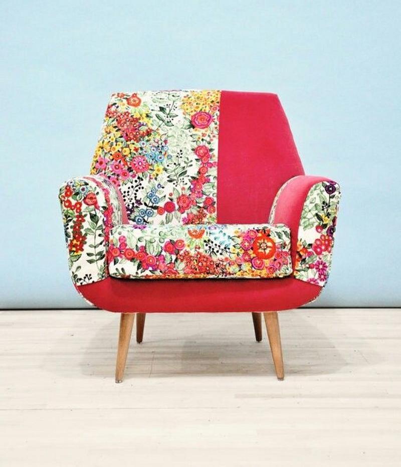 floral arm chair hans wegner wishbone 10 exotic armchair design ideas rilane