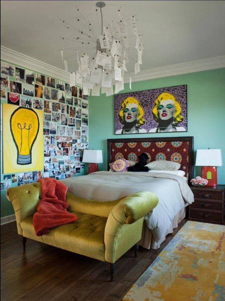 20 Eclectic Bedroom Designs To Leave You In Awe Rilane