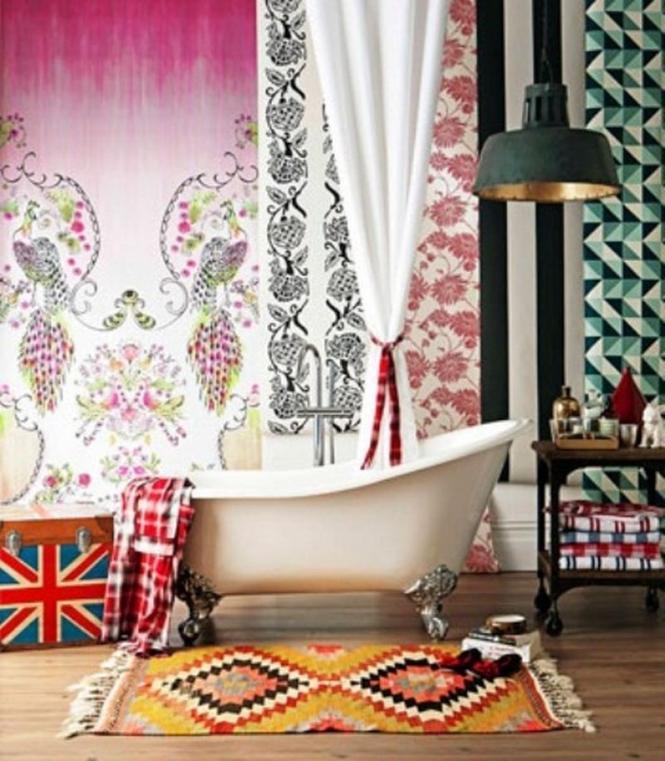 Crystal Fusion Design 4 Light 24 Bath Vanity Fixture Contemporary Bathroom