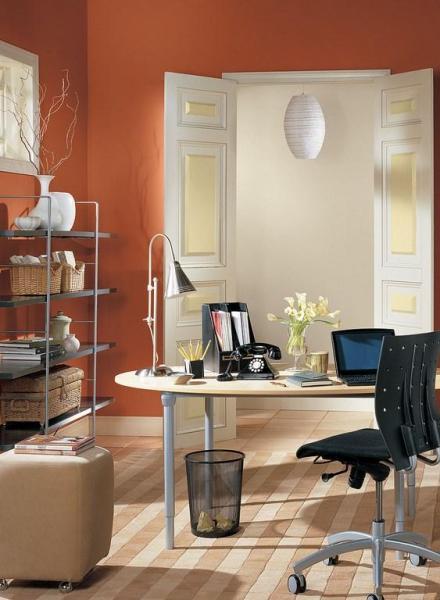 home office paint color ideas 15 Home Office Paint Color Ideas - Rilane