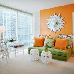 Orange Living Room Designs Ikea Rooms Ideas 15 Lively Design Rilane Chic