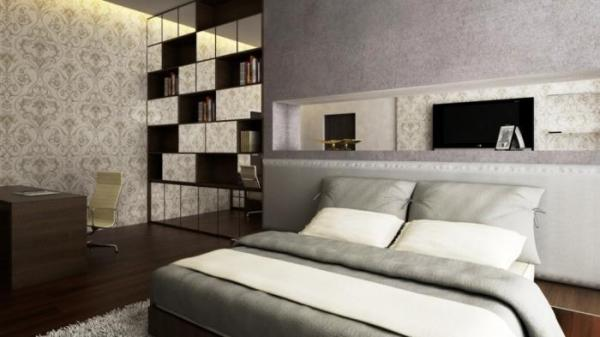 modern bed design bedroom 15 Modern Classic Bedroom Designs - Rilane