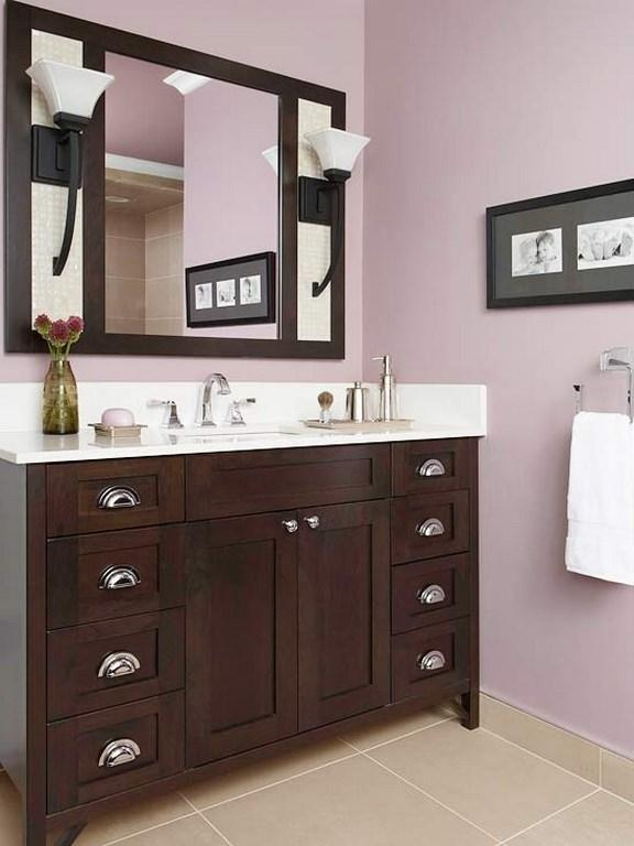 15 Charming Purple Bathroom Ideas  Rilane