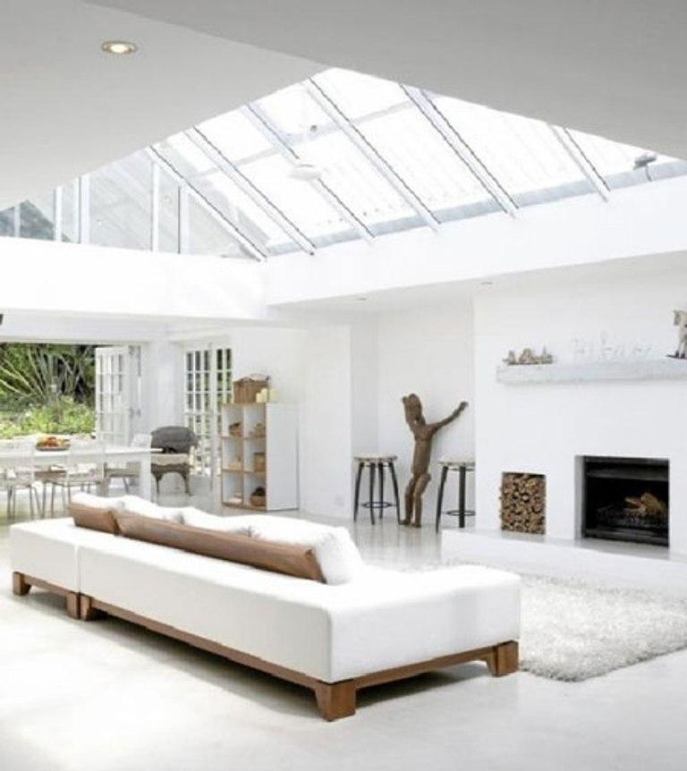 white vintage living room furniture