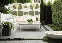 10 Contemporary Backyard Patio Designs - Rilane