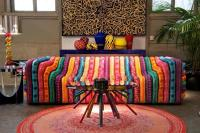 Perk up the Living Room with 15 Colorful Sofa Ideas - Rilane