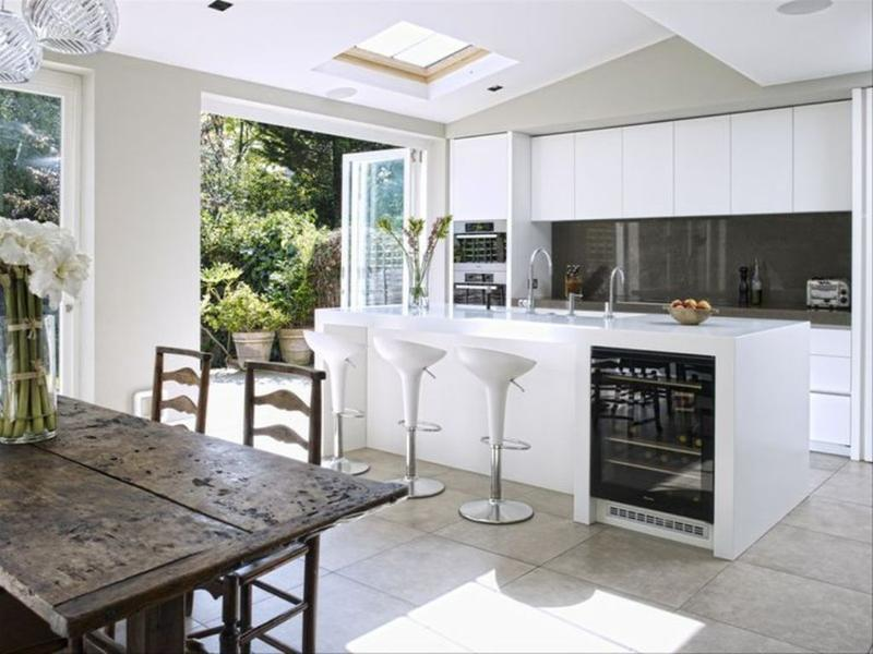 kitchen skylights light 15 incredibly airy designs with rilane