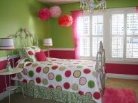 15 Adorable Pink and Green Bedroom Designs for Girls - Rilane