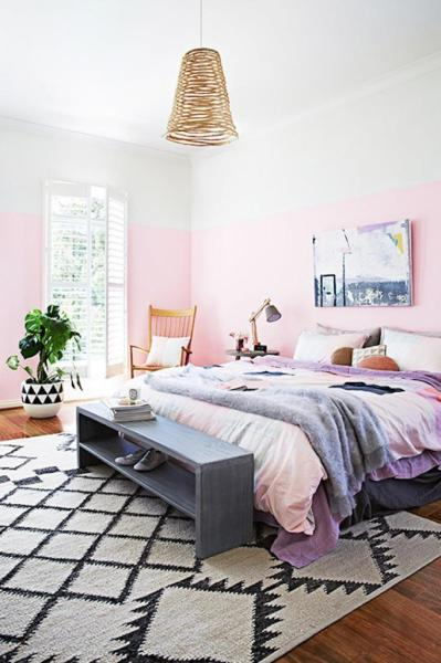 pastel color scheme bedroom 15 Soft Bedroom Designs with Pastel Color Scheme - Rilane