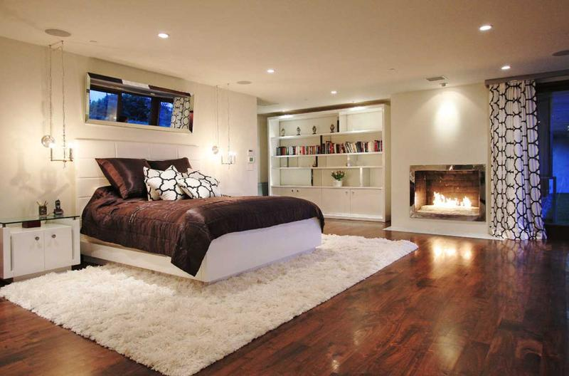 10 beautiful area rugs for the bedroom - rilane