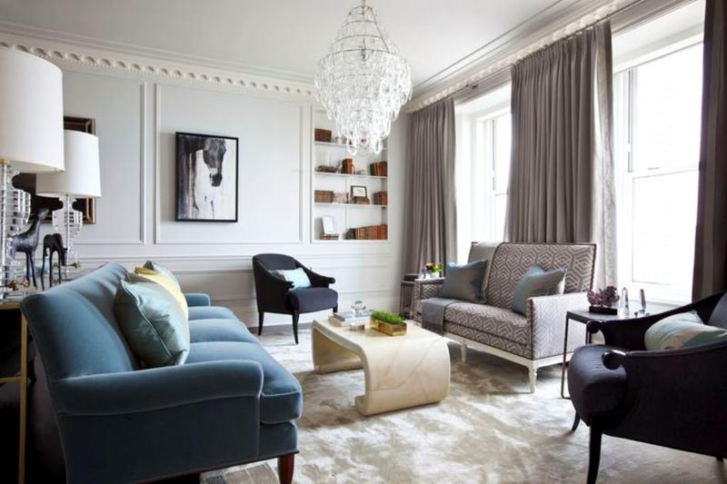 art deco living room ideas hollywood regency furniture 20 bold inspired designs rilane classy