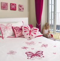 15 Charming Butterfly Themed Girls Bedroom Ideas - Rilane