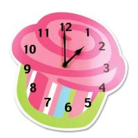 Wall Clock Images For Kids