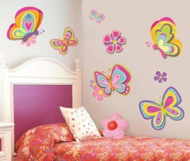 Erfly S Nursery Wall Art