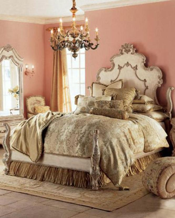 Ont C Peach Bedroom