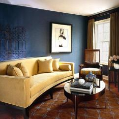 Yellow And Grey Living Room Decorating Ideas Modern Images 20 Charming Blue Design Rilane Chic Navy