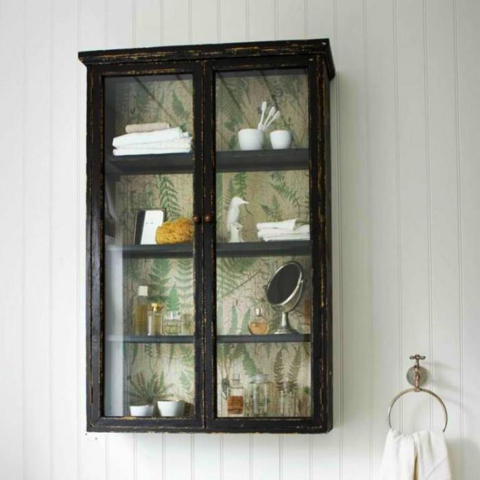 10 Chic And Elegant Kitchen Glass Cupboards Rilane