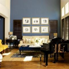 Small Living Room Ideas Blue Chairs For Cheap 20 Charming And Yellow Design Rilane Traditional
