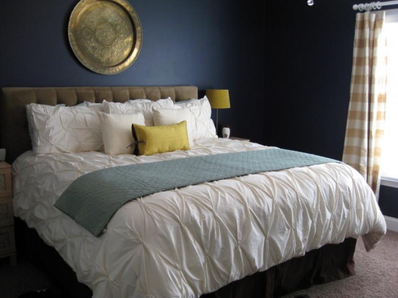 18 Vibrant Navy Blue Bedroom Design Ideas Rilane