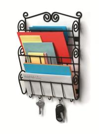 10 Beautiful Wall Mount Letter Holders for Home Office ...