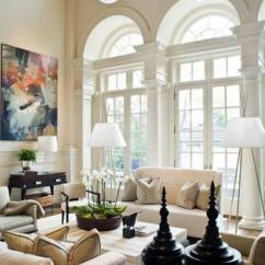High Ceiling Living Room Decor Ideas Danish Modern Furniture 25 Aesthetically Advanced Designs With Rilane Classy
