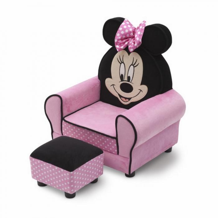 minnie table and chairs modern chair design 10 super cute upholstered for little girls - rilane