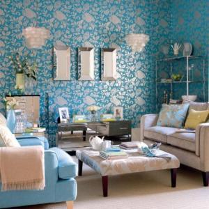 living damask rooms elegant chic dramatic rilane
