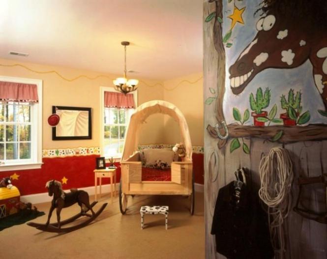 S Horse Bedroom Decorating Ideas