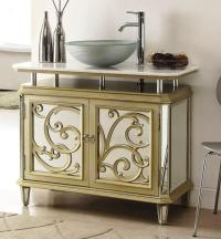 Mirrored Bathroom Vanity in 10 Enchanting Design Ideas ...