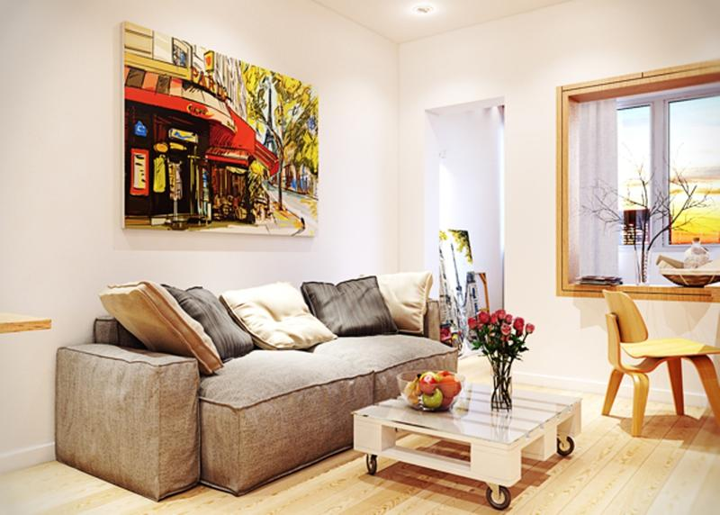 23 Small Living Room Ideas To Inspire You  Rilane