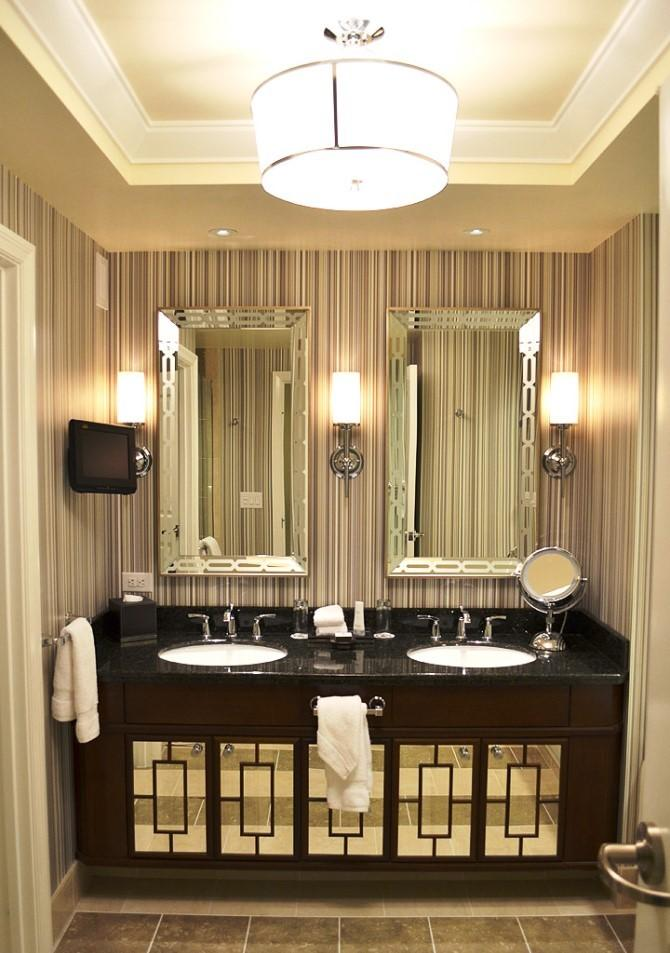 Wtsenates Enchanting Bathroom Vanity Decor In Collection 6030