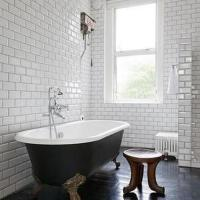 Subway Tiles in 20 Contemporary Bathroom Design Ideas