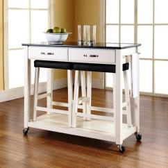 Kitchen Carts And Islands Linens Portable In 11 Clean White Design Rilane