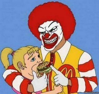 cannot blame mcdonalds fast food god for bad force