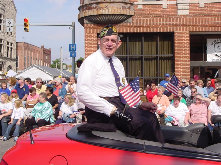 George Butzin, Parade Marshal 04