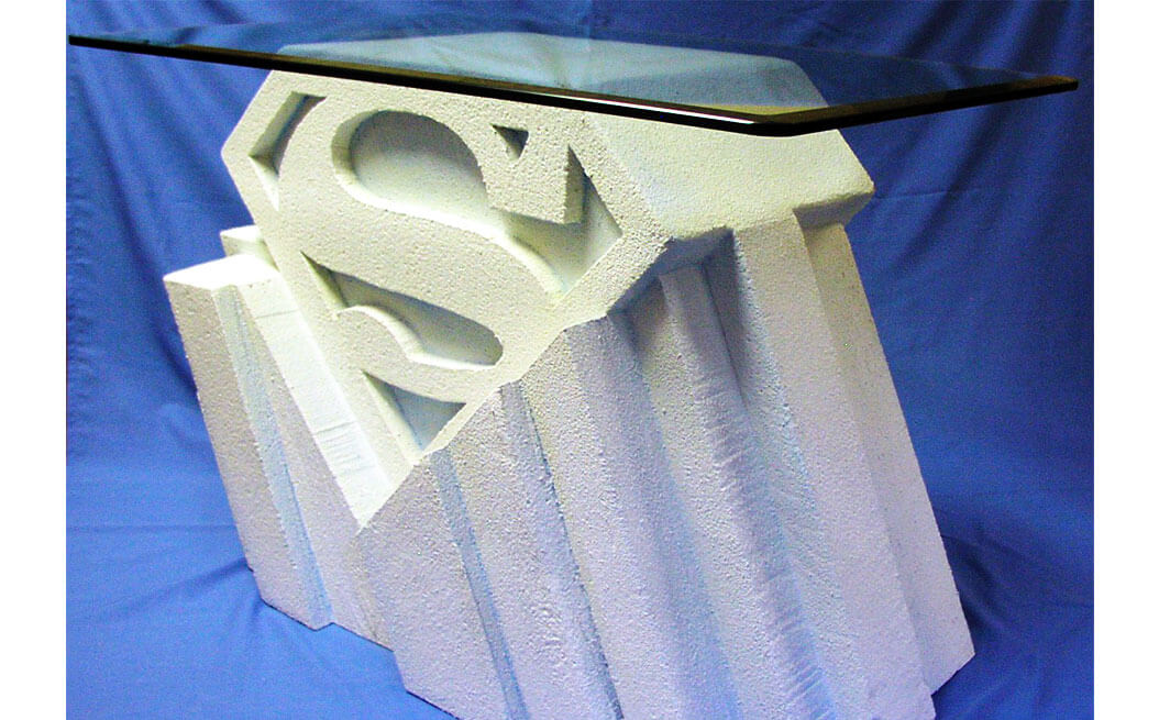 baseball desk chair hang around cover fortress of solitude