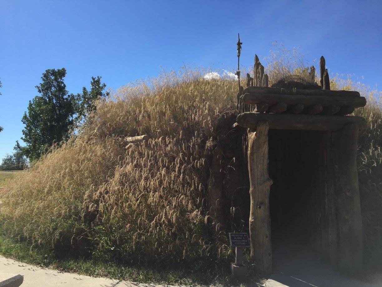 Knife River Indian Villages