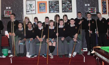 Stars Academy Ireland Guinness World Record 2012 Group 5