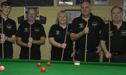 Griffith Snooker Club Christmas Competition 2013
