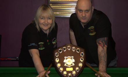 Griffith €4,000 Snooker Tour 1 The Shield at Sharkx Newbridge 2014