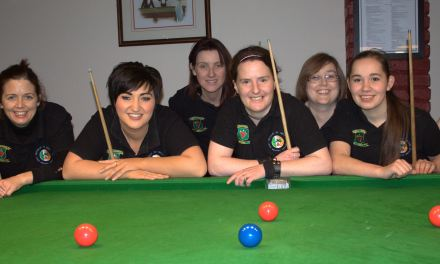 R.I.L.S.A. Coaching at Joey's Snooker Club Dublin